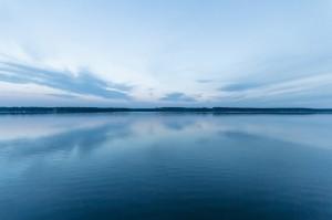 Image of a calm lake