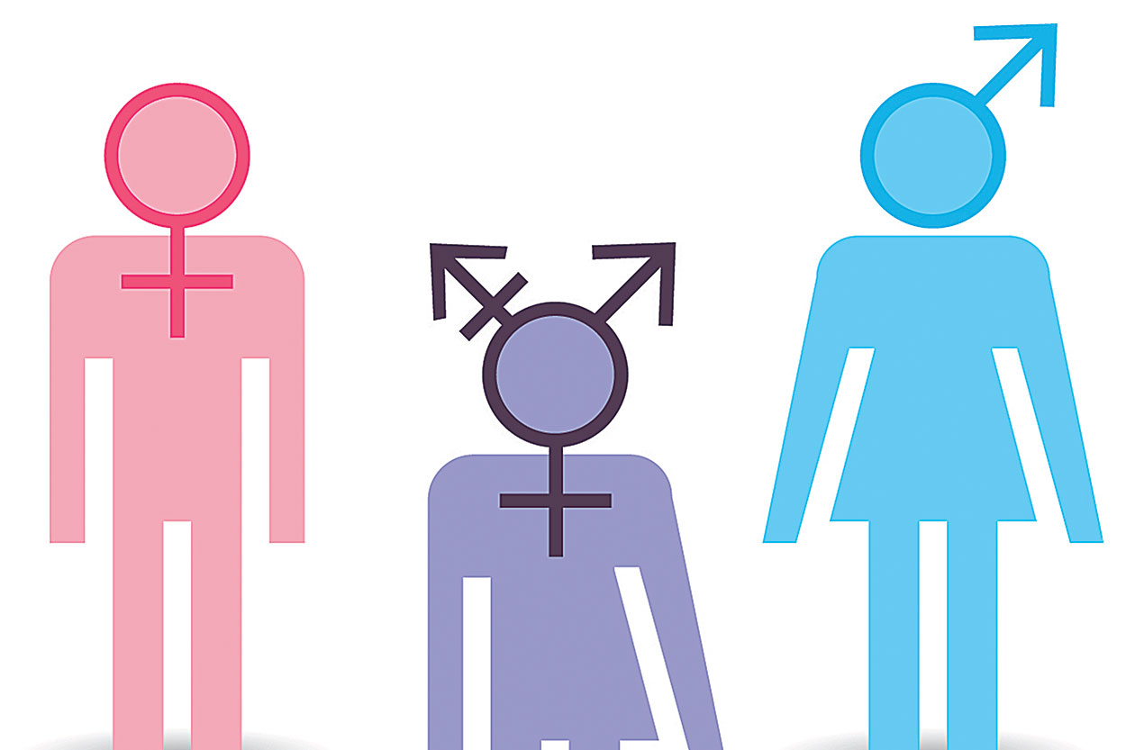 the two types of gender difference disease