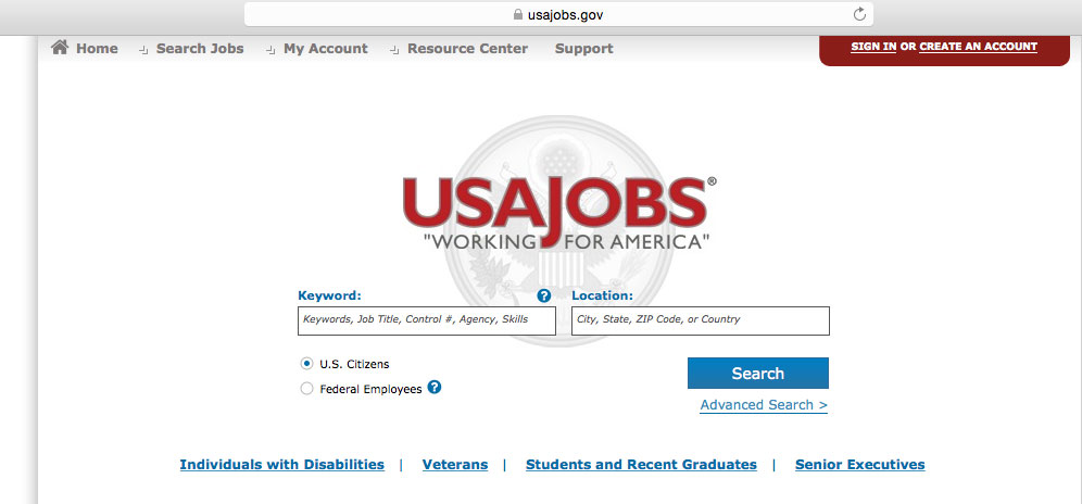 -Burke thinks the recent increase in counselor positions at USAJOBS ...