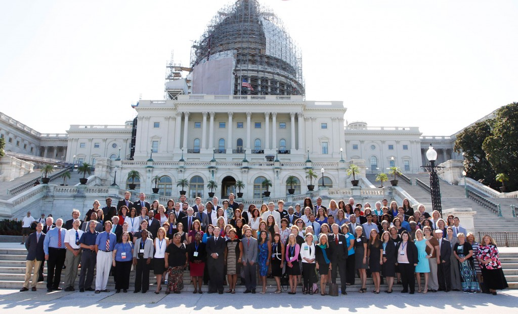 ACA's Day on the Hill 2015 (Photo by Paul Sakuma).