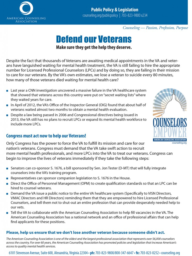 ACA fact sheet on the VA (CLICK TO SEE FULL SIZE)