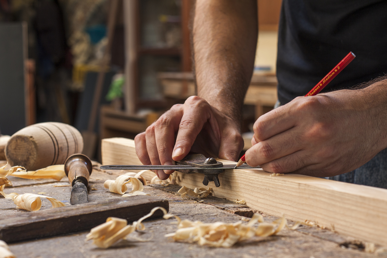 A woodworker's perspective on the journey of counseling - Counseling Today