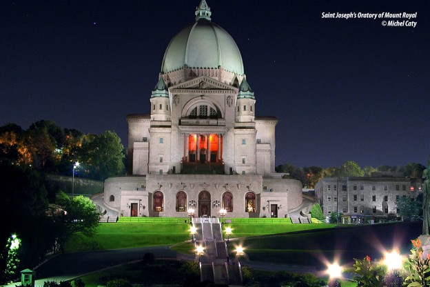 Saint Joseph's Oratory of Mount Royal, Montréal