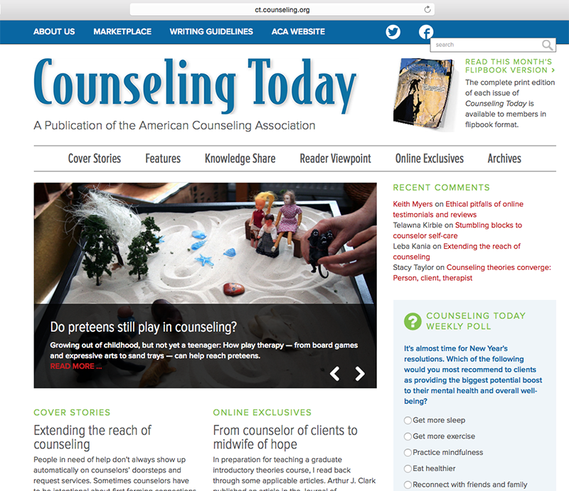 Online Exclusives Archives Page 34 Of 98 Counseling Today