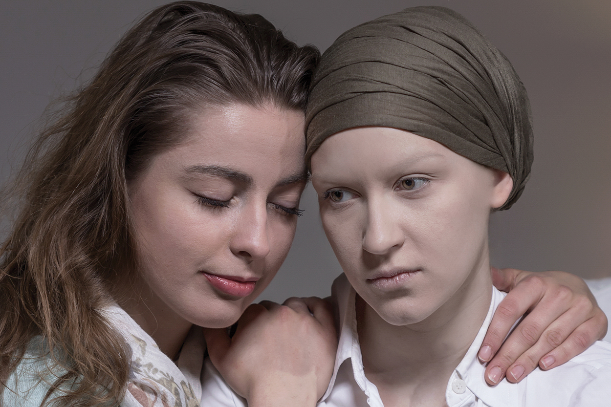 Heartbreaking photos of cancer-stricken wife sexual dysfunction